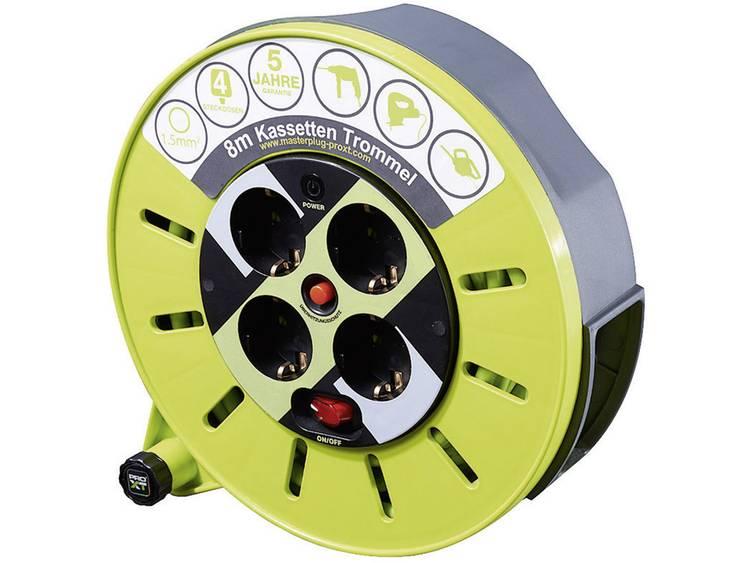 ProXT kabeltrommel Kasette S 8m