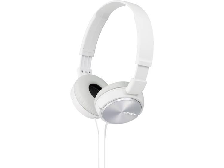 MDR-ZX310 on-ear hoofdtelefoon, Wit