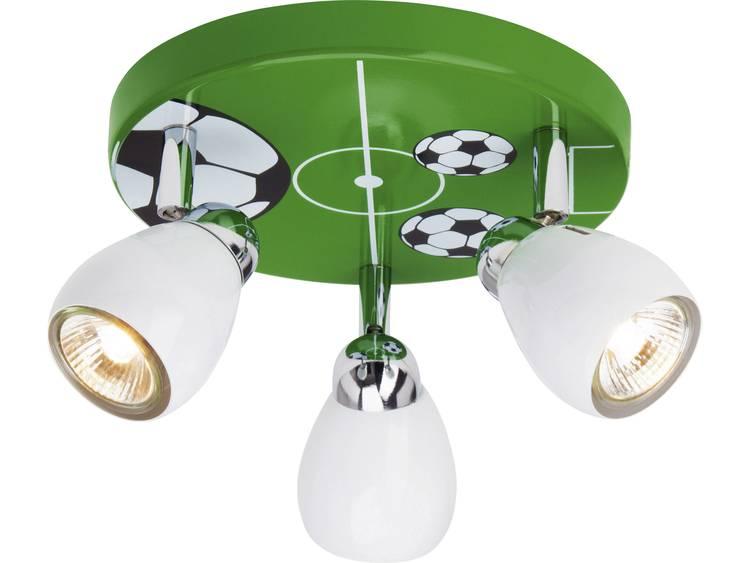 BRILLIANT Plafondlamp voor 3 lampen