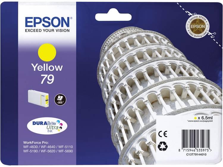Epson Inkt T7914, 79 Origineel Geel C13T79144010