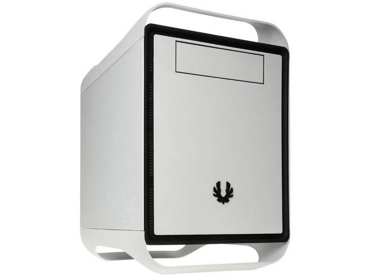Tower PC-behuizing Bitfenix Prodigy M Micro-ATX Wit 1 voorgeïnstalleerde ventilator