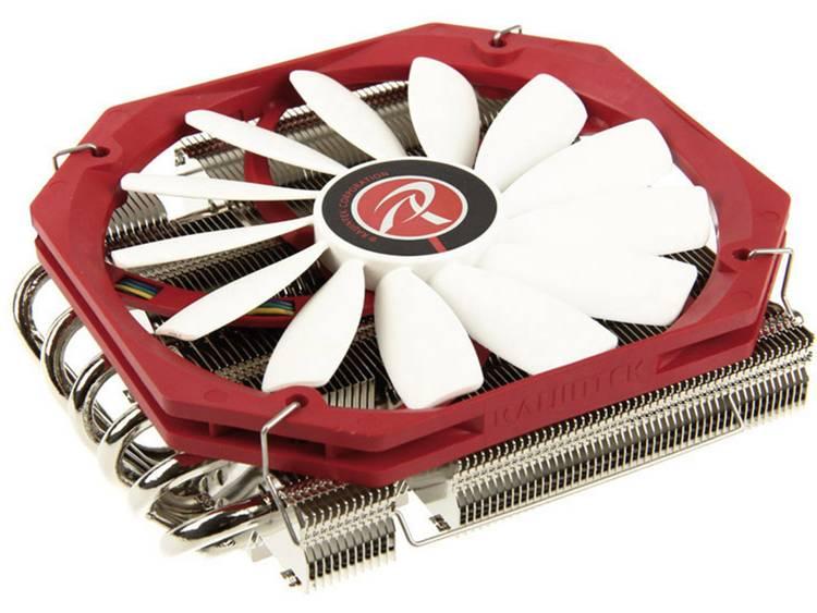 Raijintek Pallas CPU-koellichaam met ventilator