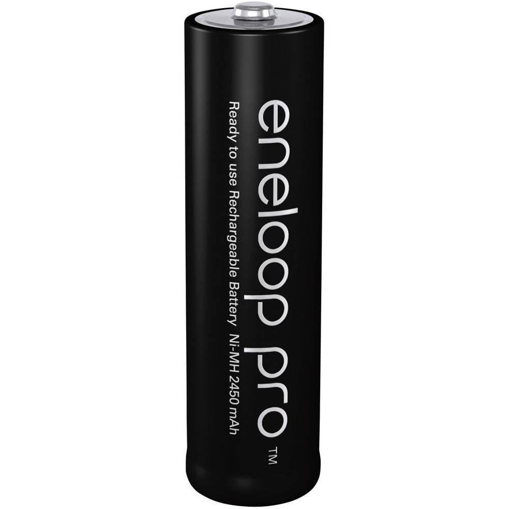 Panasonic eneloop Pro HR06 Laddbart batteri AA (R6) NiMH 2500 mAh 1.2 V 1 st