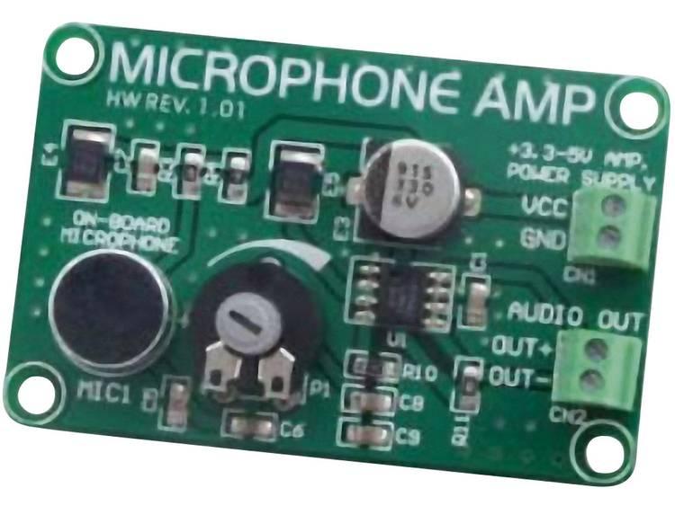 MikroElektronika MIKROE-333 Developmentboard