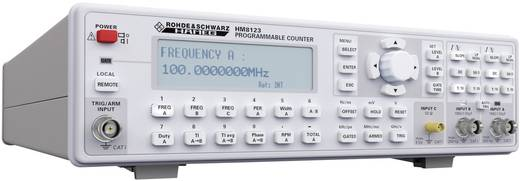 Rohde & Schwarz HM8123 3 GHz universele teller, 0 - 200 MHz