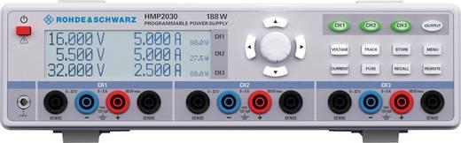 Rohde & Schwarz HMP2030 Labvoeding, regelbaar 0 - 32 V/DC 0 - 5 A 188 W USB, RS232 OVP, Programmeerbaar Aantal uitgangen
