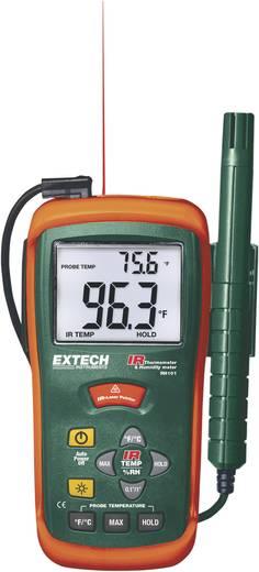 Luchtvochtigheidsmeter (hygrometer) Extech RH101 10 % Hrel 95 % Hrel Kalibratie conform: Fabrieksstandaard (zonder cert