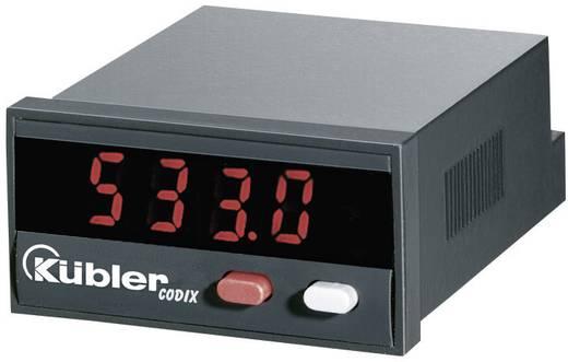 Kübler CODIX 533 Setpoint-encoder Codix 533 10 -30 V/DC 0 - 12 V=/0 - 24 mA Inbouwmaten 48 x 24 mm