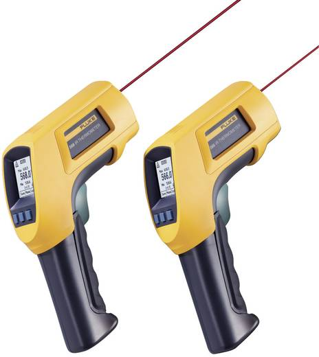 Infrarood-thermometer Fluke 568 Optiek (thermometer) 50:1 -40 tot +800 °C Contactmeting