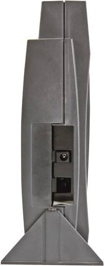 Velleman PCSGU250 Oscilloscoop-voorzetstuk 12 MHz 2-kanaals 4 kSa/s 4 kpts 8 Bit Digitaal geheugen (DSO), Functionele generator, Spectrum-analyser