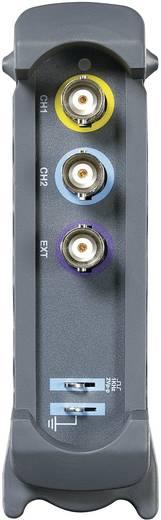 Oscilloscoop-voorzetstuk VOLTCRAFT DSO-1082 USB 80 MHz 2-kanaals 250 MSa/s 64 kpts 8 Bit Digitaal geheugen (DSO), Spect