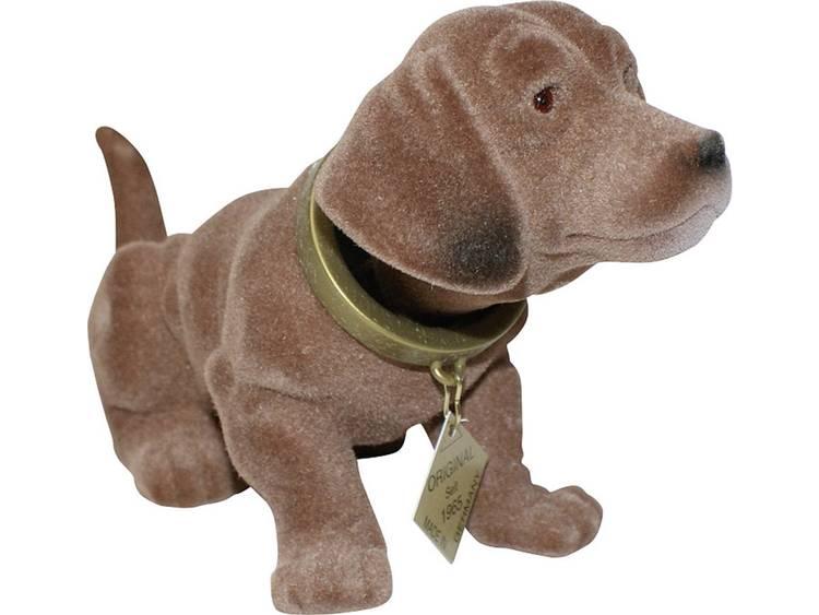 Formula 563017 Knikkende hond (l x b) 17 cm x 8 cm Bruin