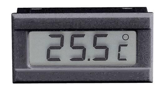 VOLTCRAFT TM-50 LCD-temperatuurmodule TM-50 0 tot +50 °C Inbouwmaten 48 x 24 mm