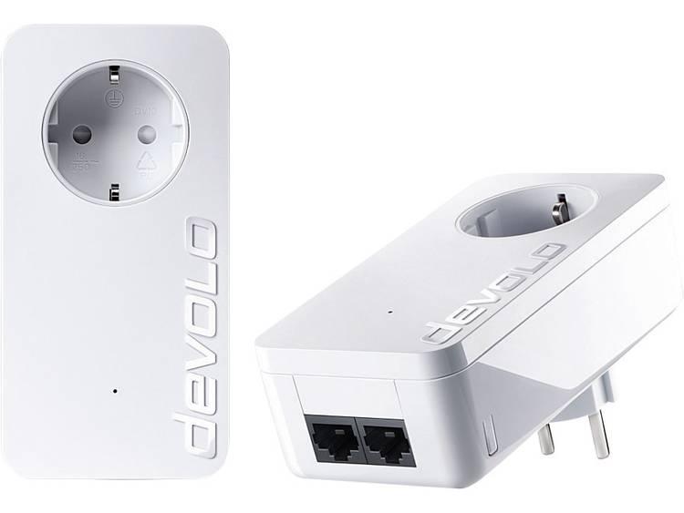 Devolo dLAN 550 duo+ Powerline starterkit 550 Mbit/s
