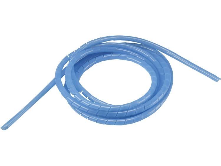 Conrad Components UVWB-19 Spiraalslang 19 tot 35 mm Ultra-violet-blauw 1 m