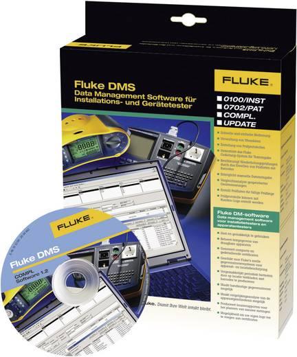 software Fluke DMS 0702/PAT voor apparaattesters