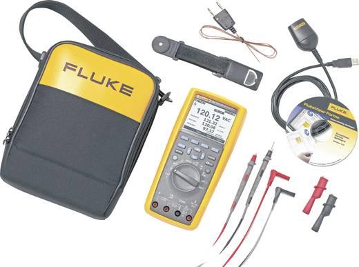 Fluke 289/EUR Multimeter Digitaal Kalibratie: Zonder certificaat Grafisch display, Datalogger CAT III 1000 V, CAT IV 600 V Weergave (counts): 50000