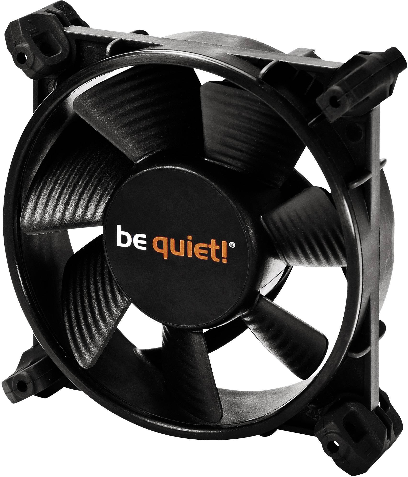 Ny BeQuiet Silent Wings 2 PC-ventilator Zwart (b x h x d) 92 x 92 x OS14