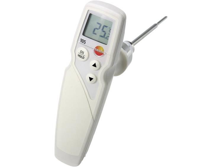 Insteekthermometer HACCP testo 105 Meetbereik temperatuur  50 tot 275 °C Sens
