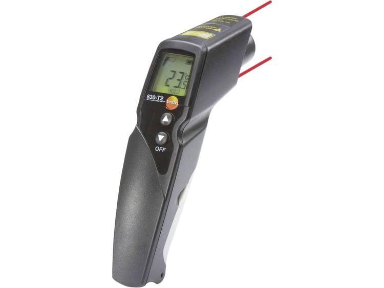 testo 830-T2 infrarood thermometer