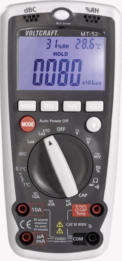 Multimeter VOLTCRAFT MT-52 CAT III 600 V