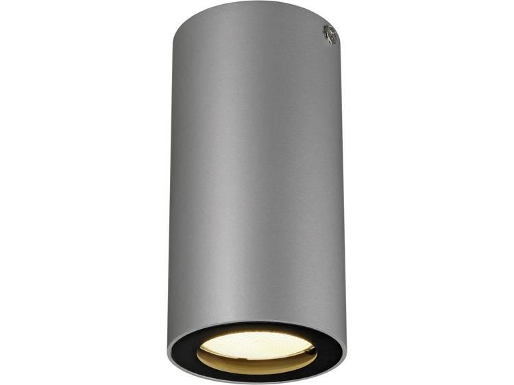 SLV Enola_B 151814 Plafondlamp Halogeen, LED GU10 35 W Grijs, Zwart