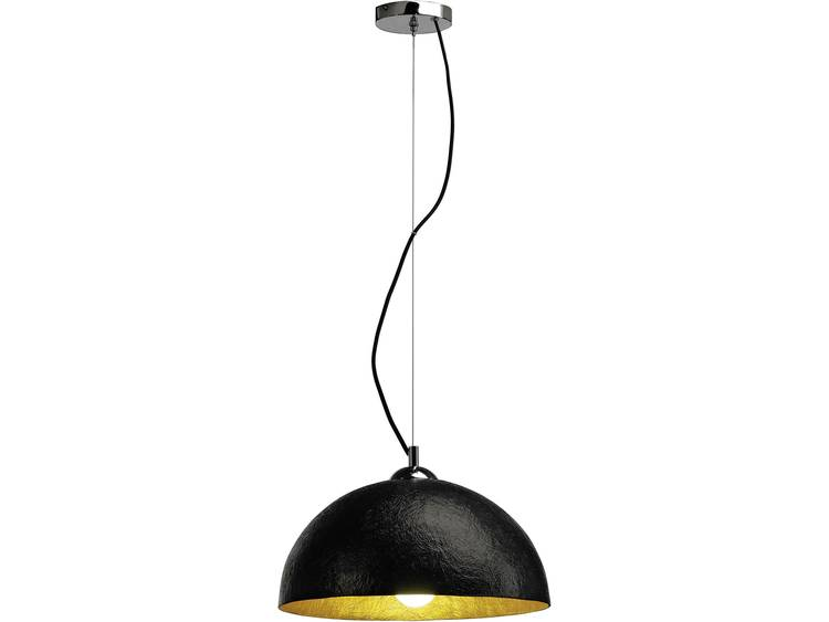 FORCHINI hanglamp klein, zwart, goud