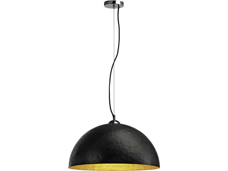 FORCHINI hanglamp groot, zwart,goud