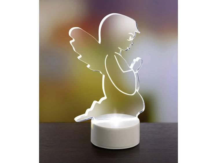 LED-kerstdecoratie Engel LED Polarlite LBA-51-