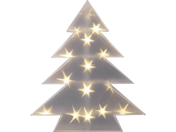 LED-kerstdecoratie Kerstboom LED Polarlite LDE