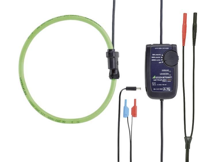 Gossen Metrawatt Metraflex 3001 stroomtangadapter 30-300-3000 A