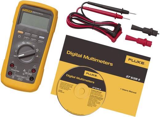 Fluke 27II/EUR Multimeter Digitaal Kalibratie: Zonder certificaat Waterbestendig (IP67) CAT III 1000 V, CAT IV 600 V Wee