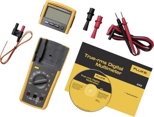 Fluke 233 Multimeter Digitaal Kalibratie: Zonder certificaat Draadloos display CAT III 1000 V, CAT IV 600 V Weergave (co