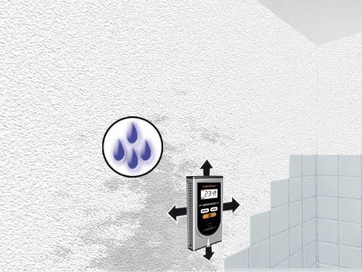 Laserliner MoistureFinder Materiaalvochtigheidsmeter Meetbereik bouwvochtigheid 0 tot 85 %Vol. Meetbereik houtvochtigheid 0 tot 85 %Vol.