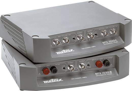 Chauvin Arnoux MTX 1032-B MTX 1032-B Verschilsonde MTX 1032-B 30 MHz Geschikt voor (details) Scopemeter MTX 1052