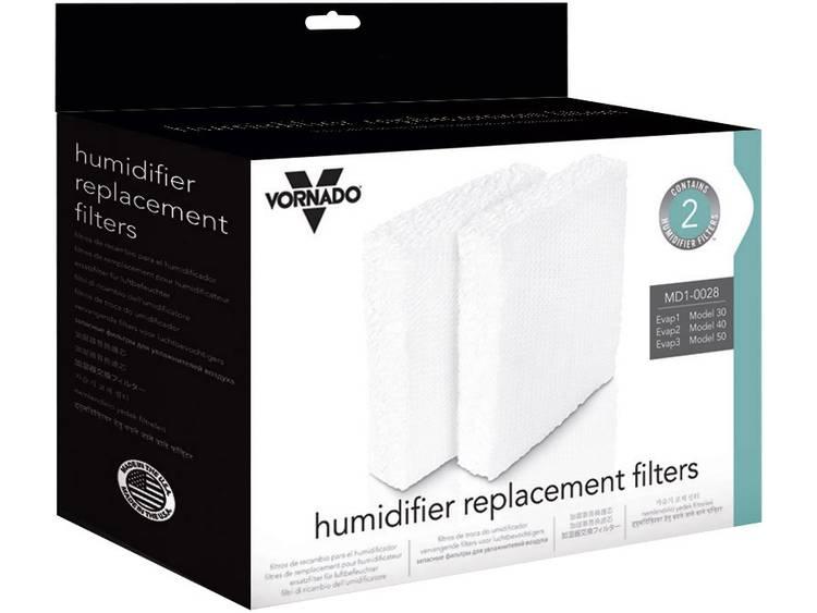 Vornado Wick Luchtbevochtiger Filterpatroon Wit