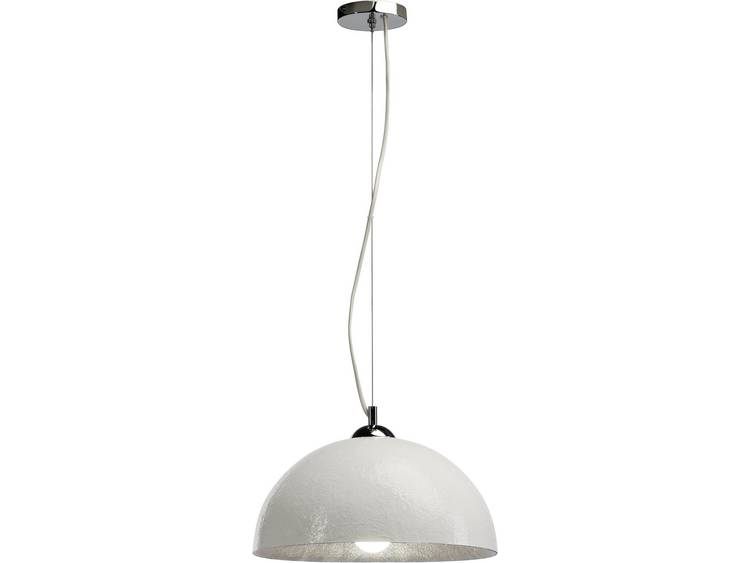FORCHINI hanglamp klein, wit, zilver