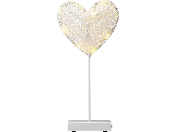 LED-kerstdecoratie Hart LED Polarlite 1233510