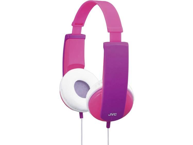 JVC HA-KD5-P-E Kinder Koptelefoon Roze, Lila
