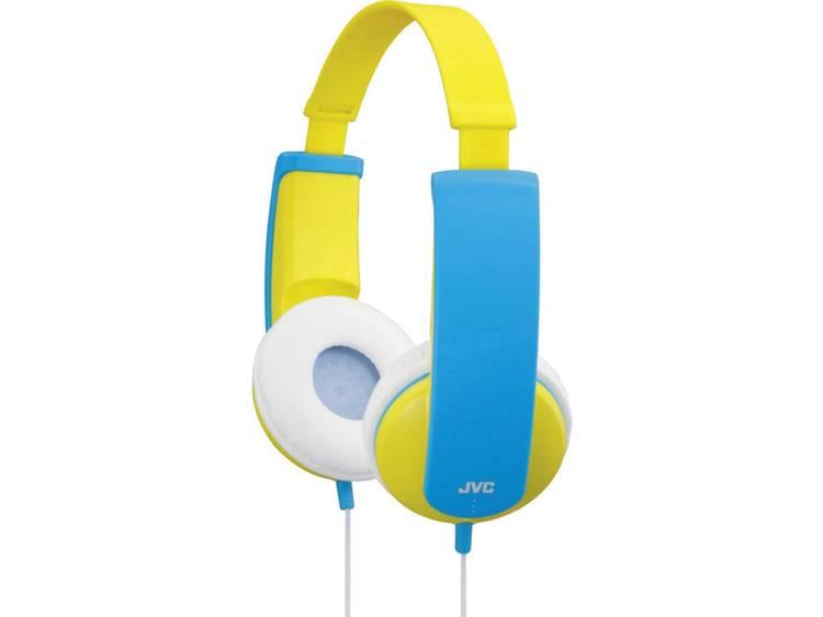 JVC HA-KD5-Y-E Kinder Koptelefoon Geel, Blauw