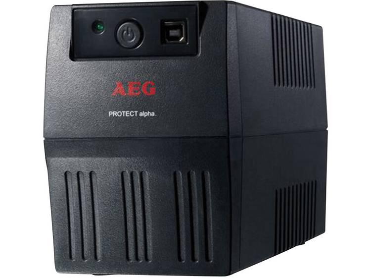 UPS AEG Power Solutions PROTECT alpha 600 600 VA