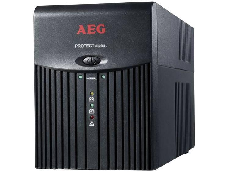 UPS AEG Power Solutions PROTECT alpha 1200 1200 VA