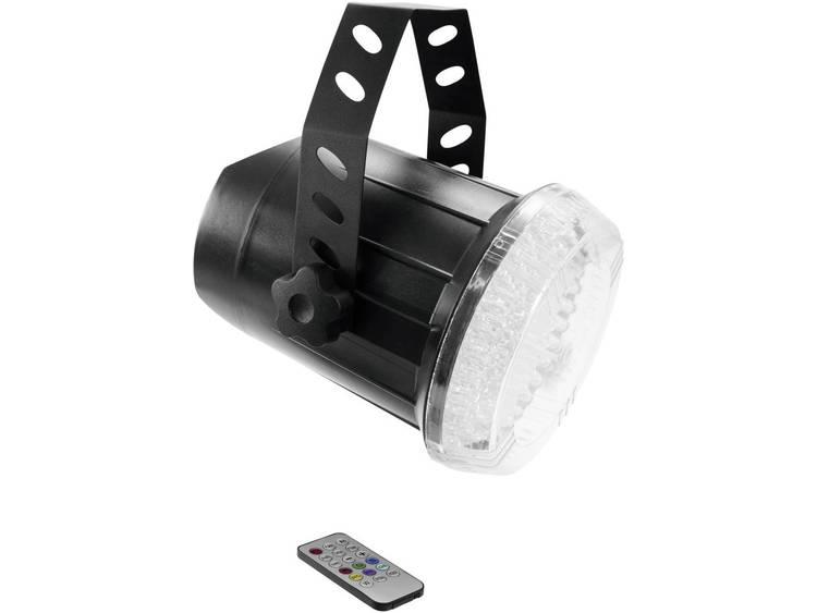 Stroboscoop Aantal LED's: 146 Eurolite LED Techno Strobe 500 FB