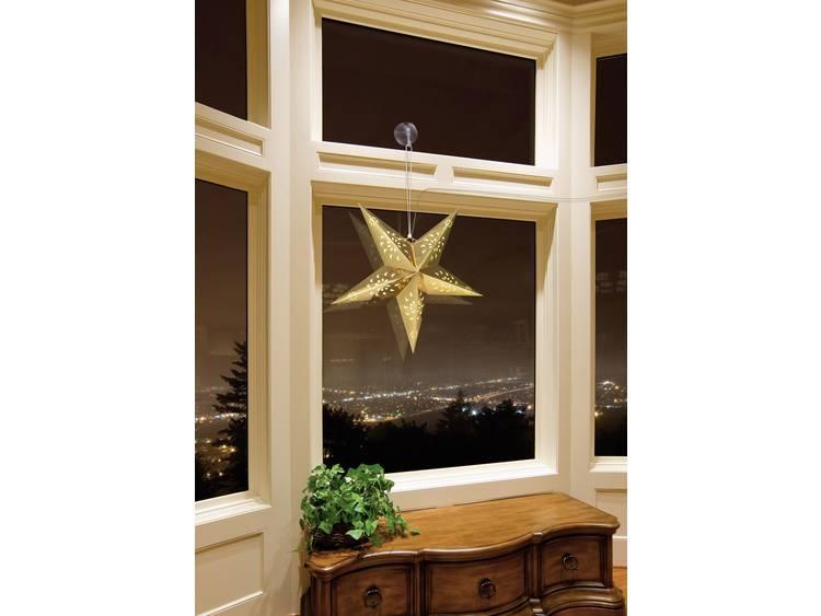 raamdecoratie ster led polarlite lde 03 001