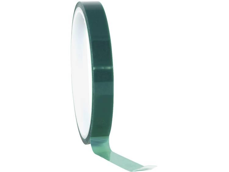 polyester tape (l x b) 66 m x 19 mm Groen 291B19L66C TOOLCRAFT Inhoud: 1 rollen