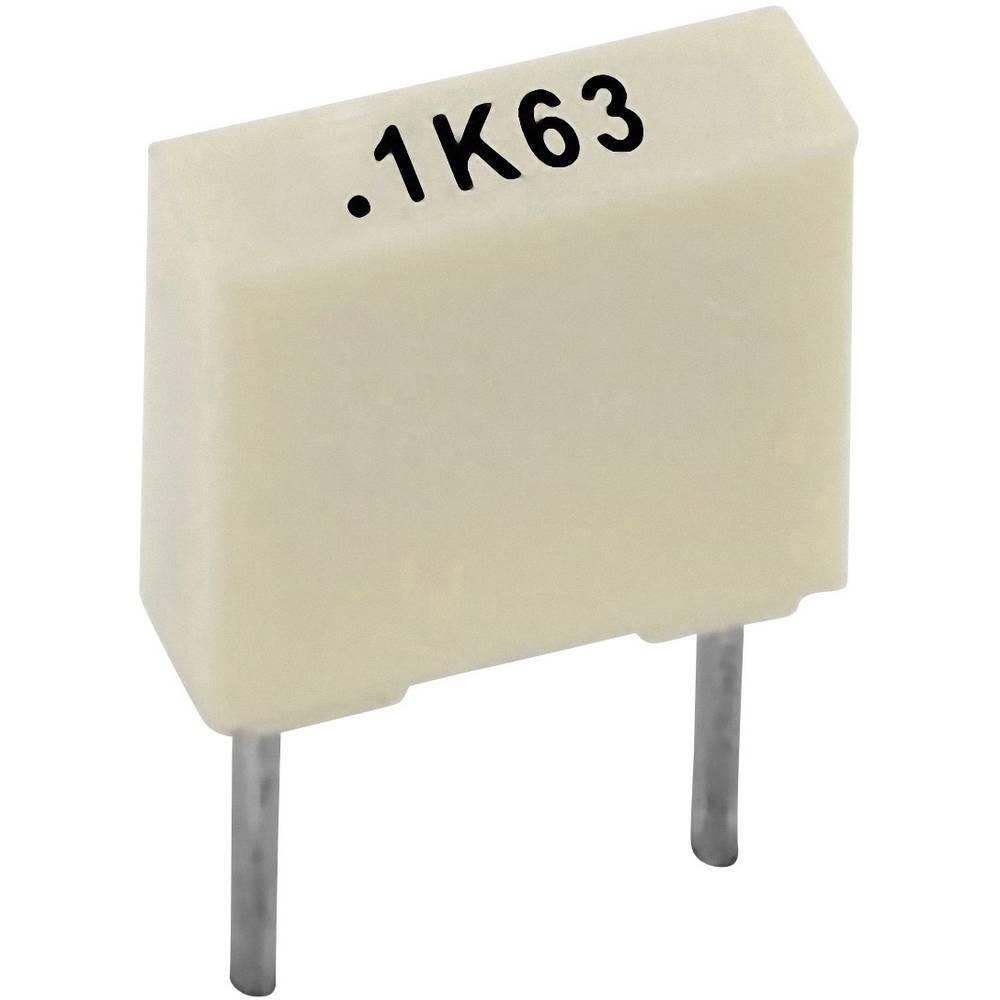 Kemet R82EC2470AA60K+ 1 stuk(s) Polyester condensator Radiaal bedraad 47 nF 100 V 10 % 5 mm (l x b x h) 7.2 x 2.5 mm x 6.5 mm