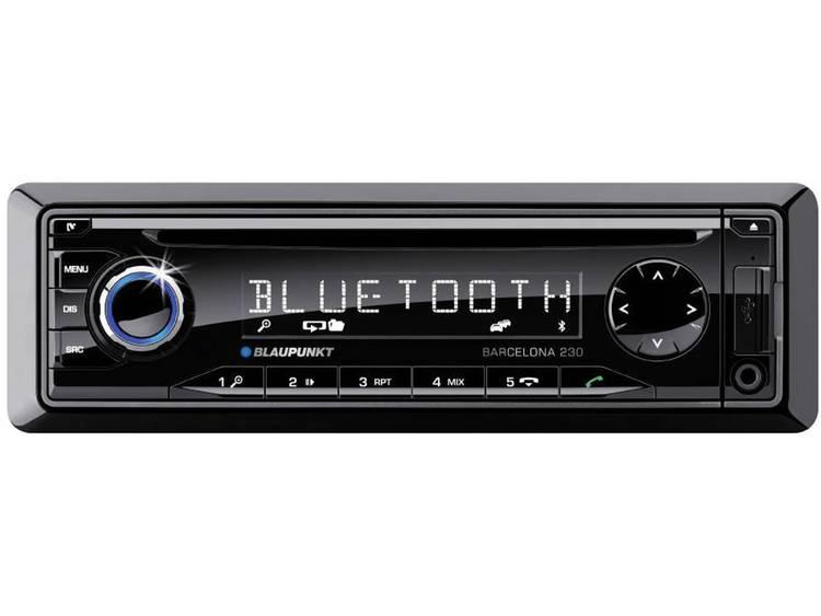 Blaupunkt Barcelona 230 Enkel Din autoradio 4 x 50 W USB, SD, Jackplug