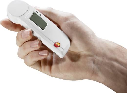 Insteekthermometer (HACCP) testo 103 Meetbereik temperatuur -30 tot 220 °C Sensortype NTC Conform HACCP