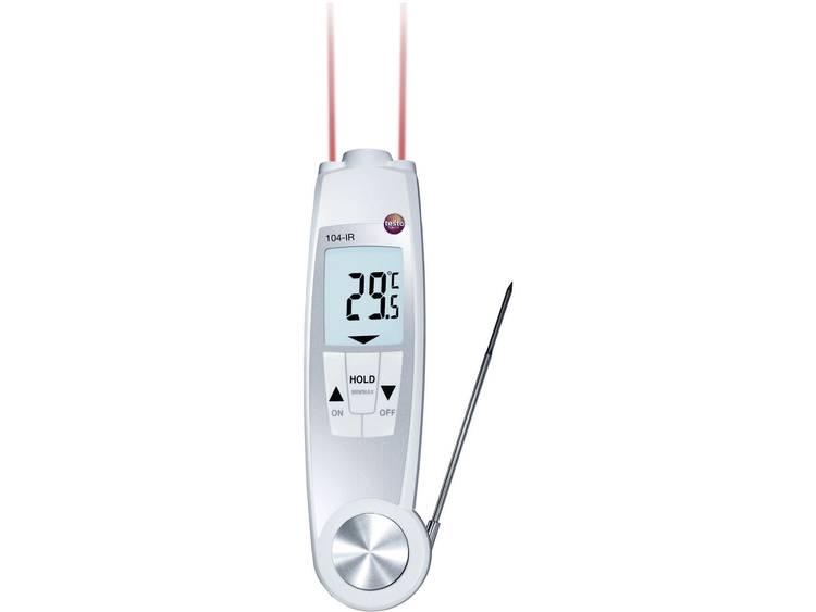 testo 104-IR Insteekthermometer (HACCP) Meetbereik temperatuur -50 tot 250 °C Sensortype: NTC