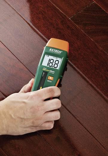 Extech MO265 Materiaalvochtigheidsmeter Meetbereik bouwvochtigheid 0 tot 99.9 %Vol. Meetbereik houtvochtigheid 6 tot 94.